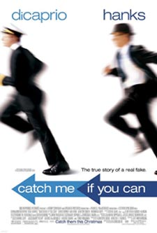 Catch Me If You Can- Filmplakat