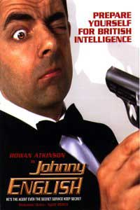 Johnny English- Filmplakat