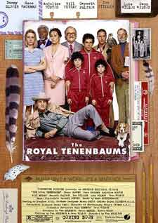The Royal Tenenbaums - Filmplakat